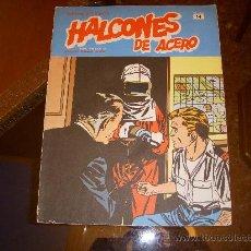 Cómics: HALCONES DE ACERO Nº 14, HEROES DEL COMIC,EDITORIAL BUERULAN. Lote 27415965