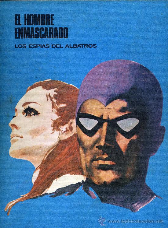 EL HOMBRE ENMASCARADO TOMO 2 (BURULÁN) (Tebeos y Comics - Buru-Lan - Hombre Enmascarado)