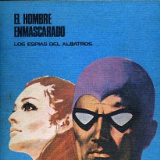 Cómics: EL HOMBRE ENMASCARADO TOMO 2 (BURULÁN). Lote 22929152