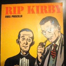 Cómics: RIP KIRBY MISS PRISCILLA TOMO III BURU LAN 1974 EAC. Lote 27251821