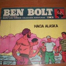 Cómics: BEN BOLT Nº 4 EDITORIAL BURU LAN 1973. Lote 23446974