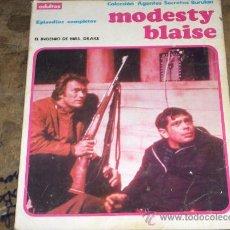 Cómics: MODESTY BLAISE Nº 3. BURU LAN 1974. PORTES GRATIS.. Lote 24093816