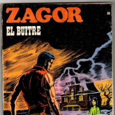 Cómics: ZAGOR Nº 30 EDITORIAL BURULAN 1972, 96 PAGINAS. Lote 54863452