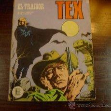 Cómics: TEX, BURULAN, EL TRAIDOR. Lote 24587530