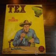 Cómics: TEX, BURULAN, EL SICARIO. Lote 24587541