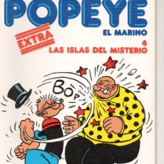Cómics: POPEYE Nº 4 EDITA BURULAN . Lote 24785529