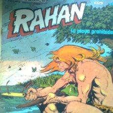 Cómics: RAHAN Nº 18. Lote 26369155