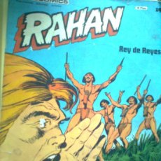 Cómics: RAHAN Nº 19. Lote 26369162