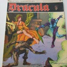 Comics: DRACULA. BURULAN. Nº 10. Lote 115530354
