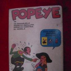 Cómics: POPEYE - TOMO 5 - BURULAN - TAPA DURA. Lote 27259968