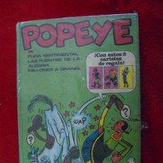 Cómics: POPEYE - TOMO 8 - BURULAN - TAPA DURA. Lote 27422464