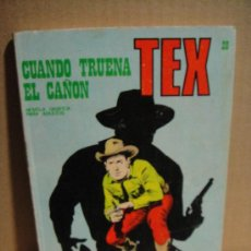 Cómics: TEX Nº 28 BURULAN. Lote 25414054