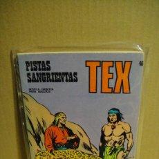 Cómics: TEX Nº 46 BURULAN. Lote 25414300