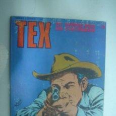 Cómics: TEX Nº 79 - EL PISTOLERO - BURU LAN. Lote 25787684