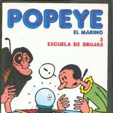Cómics: POPEYE EL MARINO Nº 3, EDITORIAL BURULAN. Lote 25906598