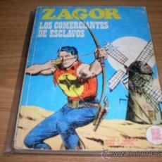 Cómics: EDICIONES BURULAN ZAGOR NUMERO 19. Lote 25955583