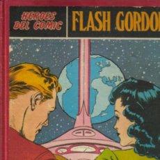 Cómics: FLASH GORDON - HEROES DEL COMIC ENCUADERNADO (BURU LAN) ORIGINALES 1971. Lote 27052755