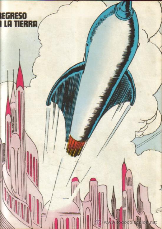 Cómics: FLASH GORDON - HEROES DEL COMIC ENCUADERNADO (BURU LAN) ORIGINALES 1971 - Foto 2 - 27052755
