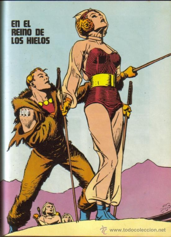 Cómics: FLASH GORDON - HEROES DEL COMIC ENCUADERNADO (BURU LAN) ORIGINALES 1971 - Foto 4 - 27052755