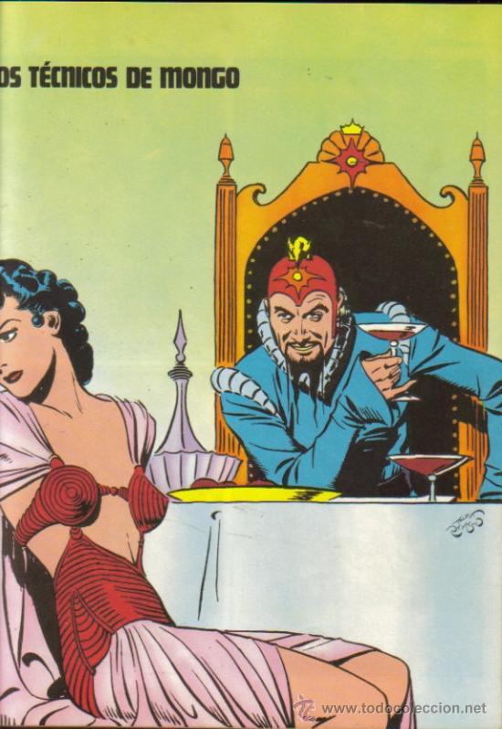 Cómics: FLASH GORDON - HEROES DEL COMIC ENCUADERNADO (BURU LAN) ORIGINALES 1971 - Foto 5 - 27052755