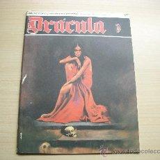 Cómics: DRÁCULA Nº 03, EDITORIAL BURULAN. Lote 27099113