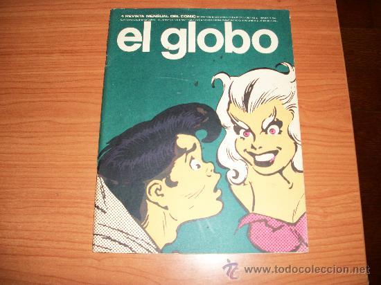 EL GLOBO Nº 4 BURU LAN EDICIONES 1973 (Tebeos y Comics - Buru-Lan - Otros)