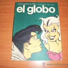 Cómics: EL GLOBO Nº 4 BURU LAN EDICIONES 1973 . Lote 27103021