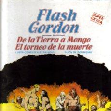 Cómics: FLASH GORDON ÁLBUM (BURULAN) ORIGINALES 1983-1984 LOTE COMPLETO. Lote 27103850