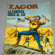 Cómics: ZAGOR Nº 22. BURU LAN 1971. 25 PTS.. Lote 27148499