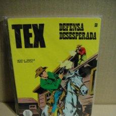 Cómics: TEX Nº 59 BURULAN. Lote 27231922