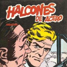 Cómics: HALCONES DE ACERO Nº 3 80 PAGINAS. Lote 27291884