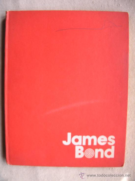 JAMES BOND. TOMO I. AÑO 1974 (Tebeos y Comics - Buru-Lan - James Bond)