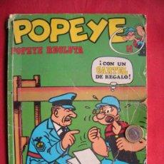 Cómics: POPEYE RECLUTA. AÑO 1971. Lote 27856579