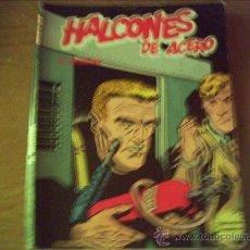 Cómics: HALCONES DE HACERO . TOMO 1 . RUSTICA. Lote 27838848