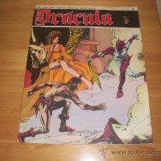 Comics: DRACULA Nº 9 ( TERROR) EDITORIAL BURULAN BURU LAN 1972 . Lote 28223091