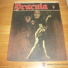 Cómics: DRACULA ( TERROR ) Nº 6 EDITORIAL BURULAN BURU LAN 1972 . Lote 28223112