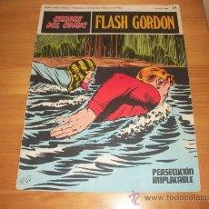 Cómics: FLASH GORDON BURU LAN BURULAN Nº 21 1972 . Lote 28223289