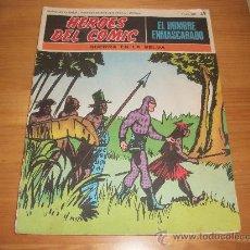 Cómics: EL HOMBRE ENMASCARADO BURU LAN BURULAN Nº 24 1972 . Lote 28223429