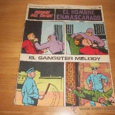 Cómics: EL HOMBRE ENMASCARADO BURU LAN BURULAN Nº 36 1972 . Lote 28223442