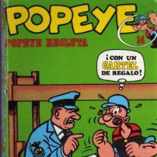 Cómics: POPEYE RECLUTA Nº 14 - BURULAN. Lote 28044530