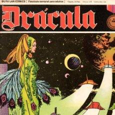 Comics: DRACULA Nº 1 DE BURU LAN . Lote 28060938