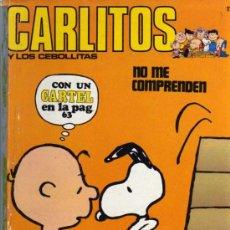 Cómics: CARLITOS Y LOS CEBOLLITAS Nº 11 - NO ME COMPRENDEN - BURU LAN EDICIONES. Lote 28138947