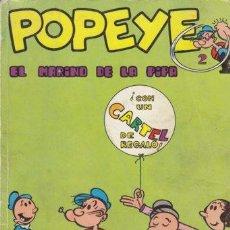 Cómics: POPEYE 2 - BURULAN / BURU LAN. Lote 28327297