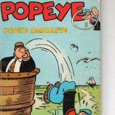 Cómics: POPEYE Nº 8 DE BURU LAN . Lote 28376566
