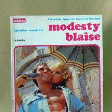 Cómics: COMIC, EPISODIOS COMPLETOS, LA BARRA, BURULAN, 1974. Lote 28446294