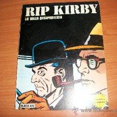 Cómics: RIP KIRBY LA BELLA DESPARECIDA ALBUM V ( 5 ) EPISODIOS COMPLETOS BURULAN 1974 . Lote 28455211