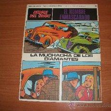 Cómics: EL HOMBRE ENMASCARADO BURU LAN BURULAN Nº 51 1972 . Lote 28527114