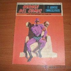 Cómics: EL HOMBRE ENMASCARADO BURU LAN BURULAN Nº 7 1972 . Lote 28527117