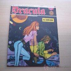 Cómics: DRÁCULA Nº 4, EDITORIAL BURU-LAN. Lote 28555490