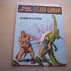 Cómics: HEROES DEL COMIC, FLASH GORDON Nº 06, EDITORIAL BURU-LAN. Lote 28555857